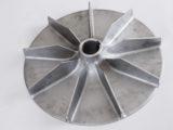 Roue Ventilation en Fonderie Aluminium Coquille